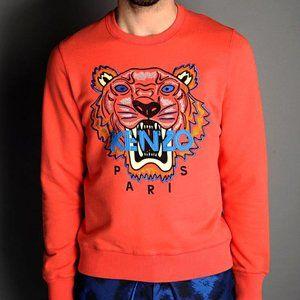 Kenzo SS13 Salmon Tiger Sweatshirt